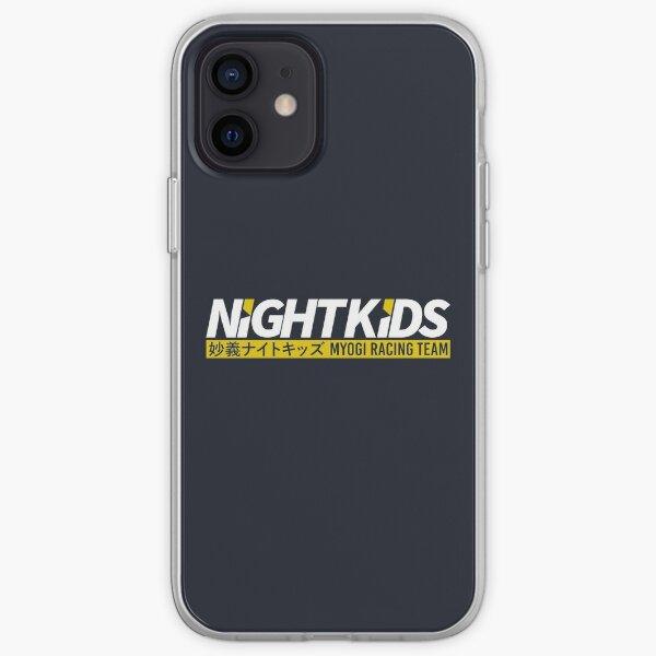 Nuit des enfants Coque souple iPhone