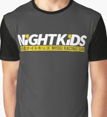 Night Kids Graphic T-Shirt