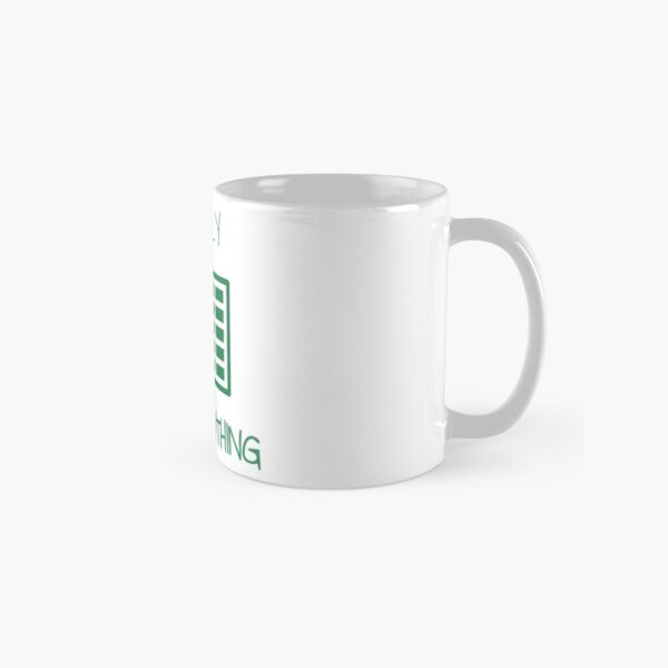 I simply Excel at Everything Classic Mug
