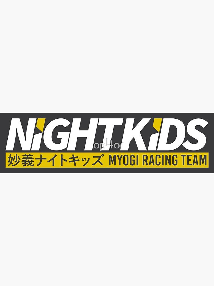 Myogi Nacht Kinder von op4or