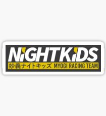 Pegatina Myogi Night Kids