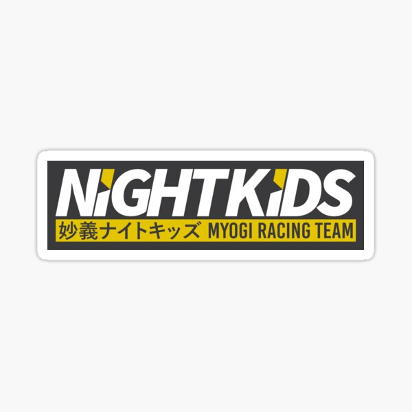 Myogi Nacht Kinder Sticker