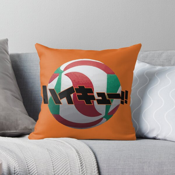Haikyuu  first lot Bokutō  /& Akaashi DPrize Fukuroya Gakuen High School Cushion