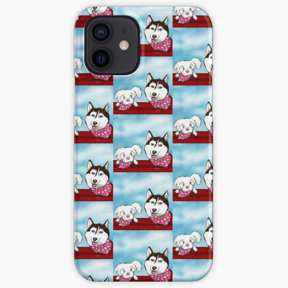 Dogs Are Love iPhone Case & Cover