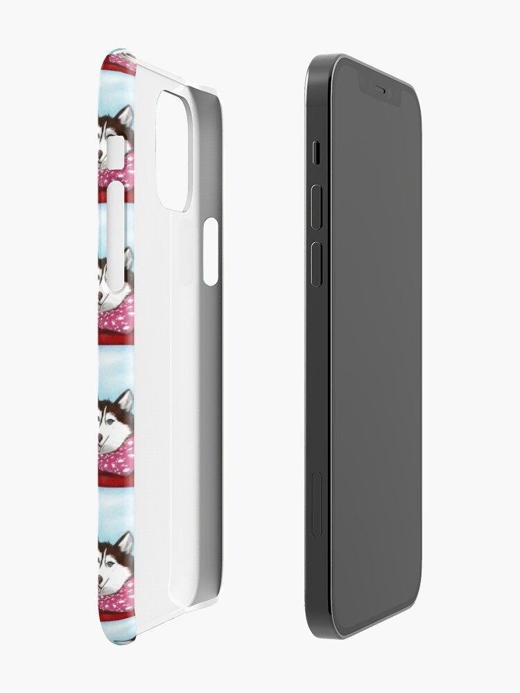 Alternate view of Dogs Are Love iPhone Case & Cover