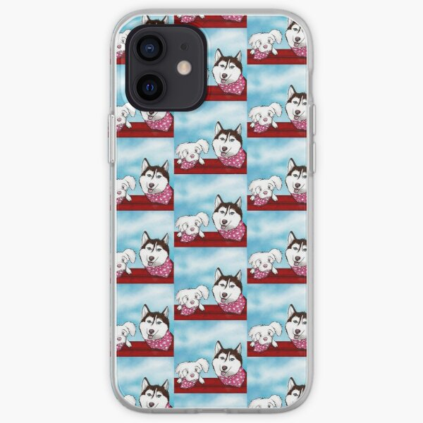 Dogs Are Love iPhone Soft Case