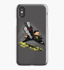 The Trainee iPhone Case/Skin