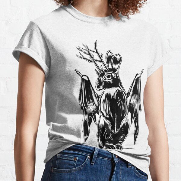Kami with folded wings Classic T-Shirt