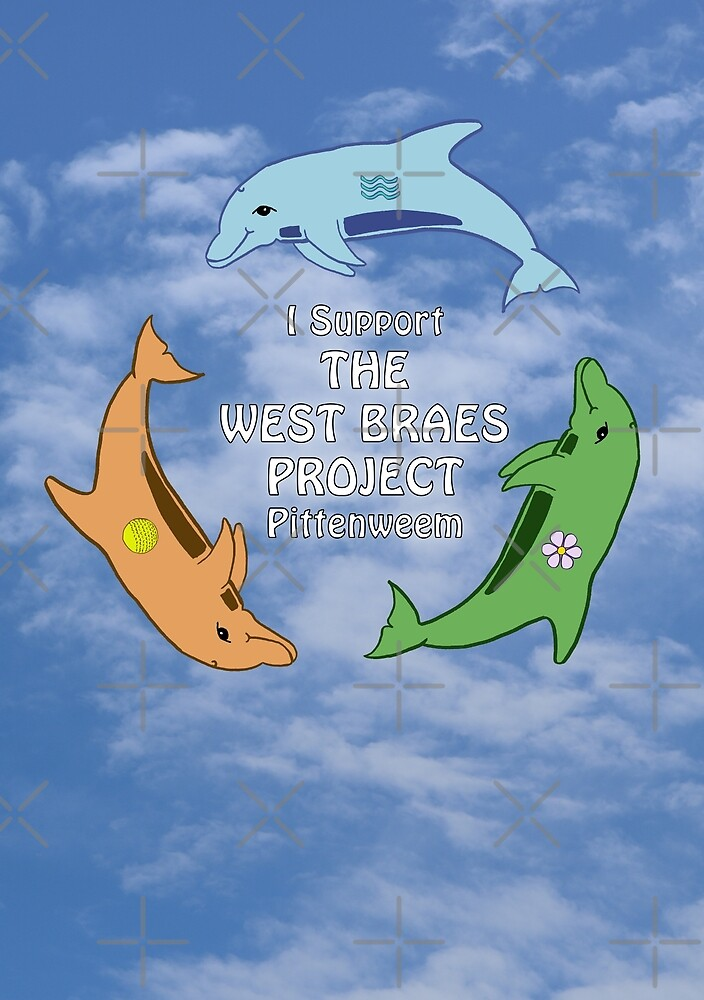 I Support the West Braes Project by Moti for the West Braes Project by pittedant