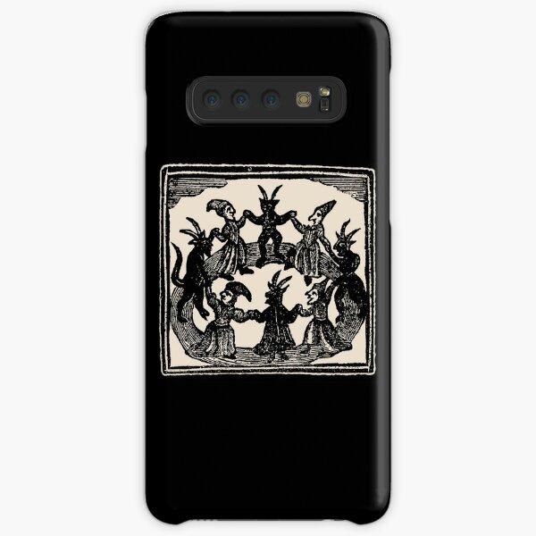 Danse du cercle des sorcières Coque rigide Samsung Galaxy
