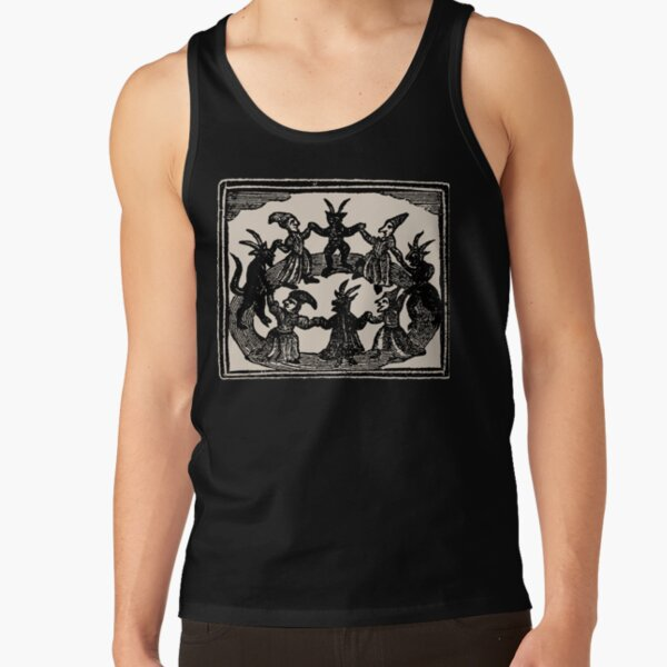 Witches Circle Dance Tank Top