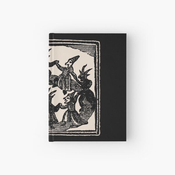 Witches Circle Dance Hardcover Journal