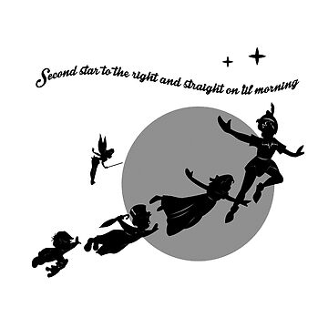 second star peter pan  by BigCrew