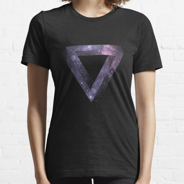 Space Penrose Triangle Essential T-Shirt