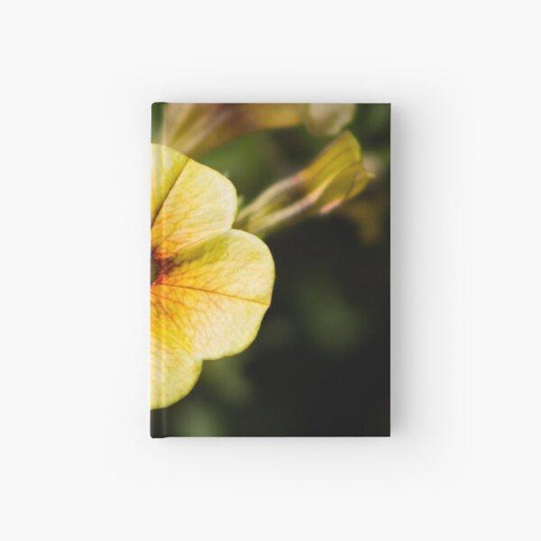 Yellow Flower 17 Hardcover Journal