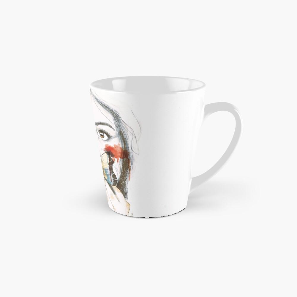 BUTTERFLIES STOMACH Mug