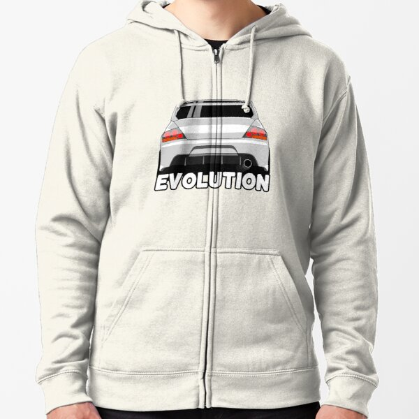 ND Pullover HOODIE for Lancer Evo Evolution 9 IX Enthusiasts