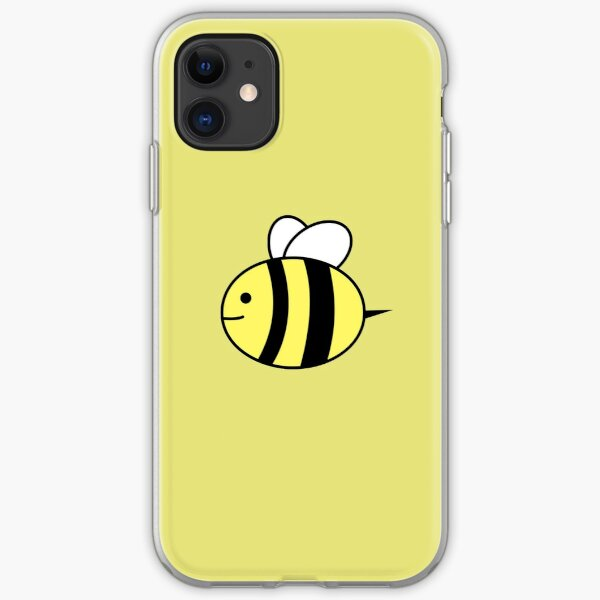Bee's Bee iPhone Soft Case
