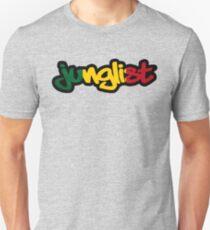 Rasta Junglist T-Shirt