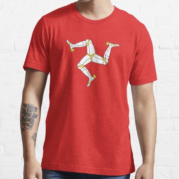 Île de l'homme T-shirt essentiel