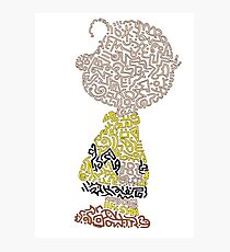 Charlie Brown Photographic Print