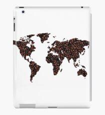 COFFEE MAPS iPad Case/Skin