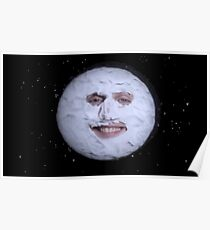 Myghty Moon Poster