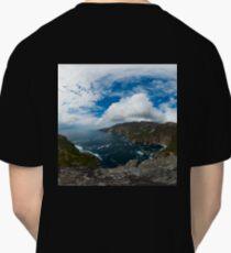 Bunglas - Highest Sea Cliffs in Europe? Classic T-Shirt