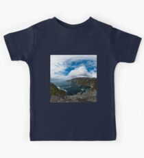 Bunglas - Highest Sea Cliffs in Europe? Kids Tee
