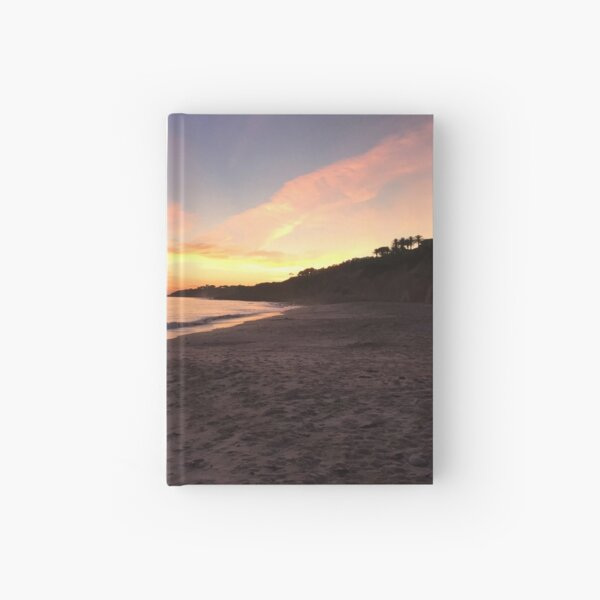 Seas the day Hardcover Journal