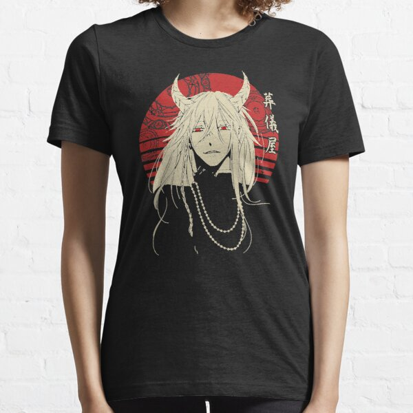 Undertaker Black Butler T-shirt essentiel