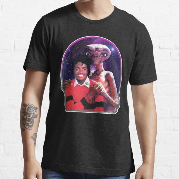 E.T. and Mike  Essential T-Shirt