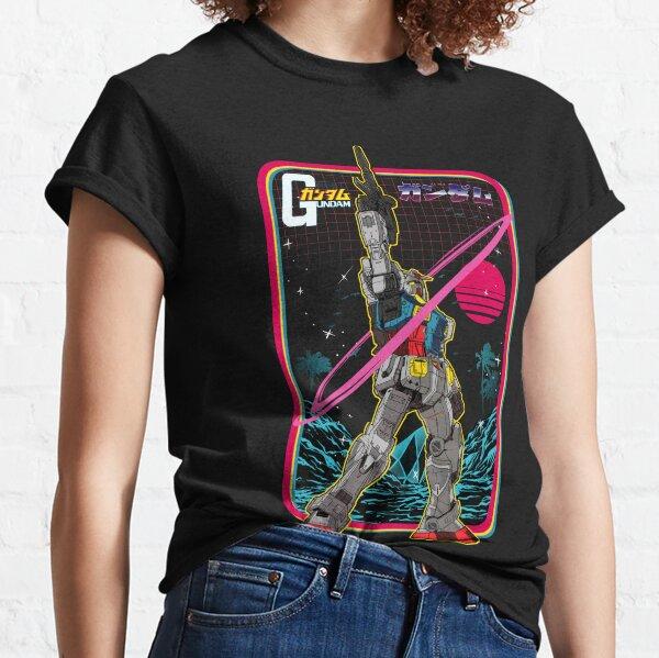 Retro Wave RX 78-2 Classic T-Shirt