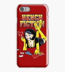 Hench fiction iPhone Case/Skin