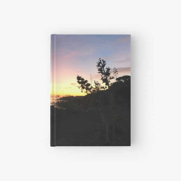 Beyond The Sea Hardcover Journal
