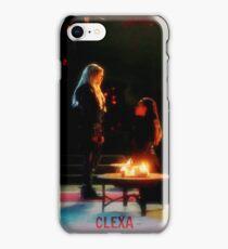 CLEXA VOW iPhone Case/Skin