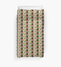 Miniature Dachshund  Duvet Cover