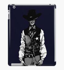 Marshal Kane iPad Case/Skin