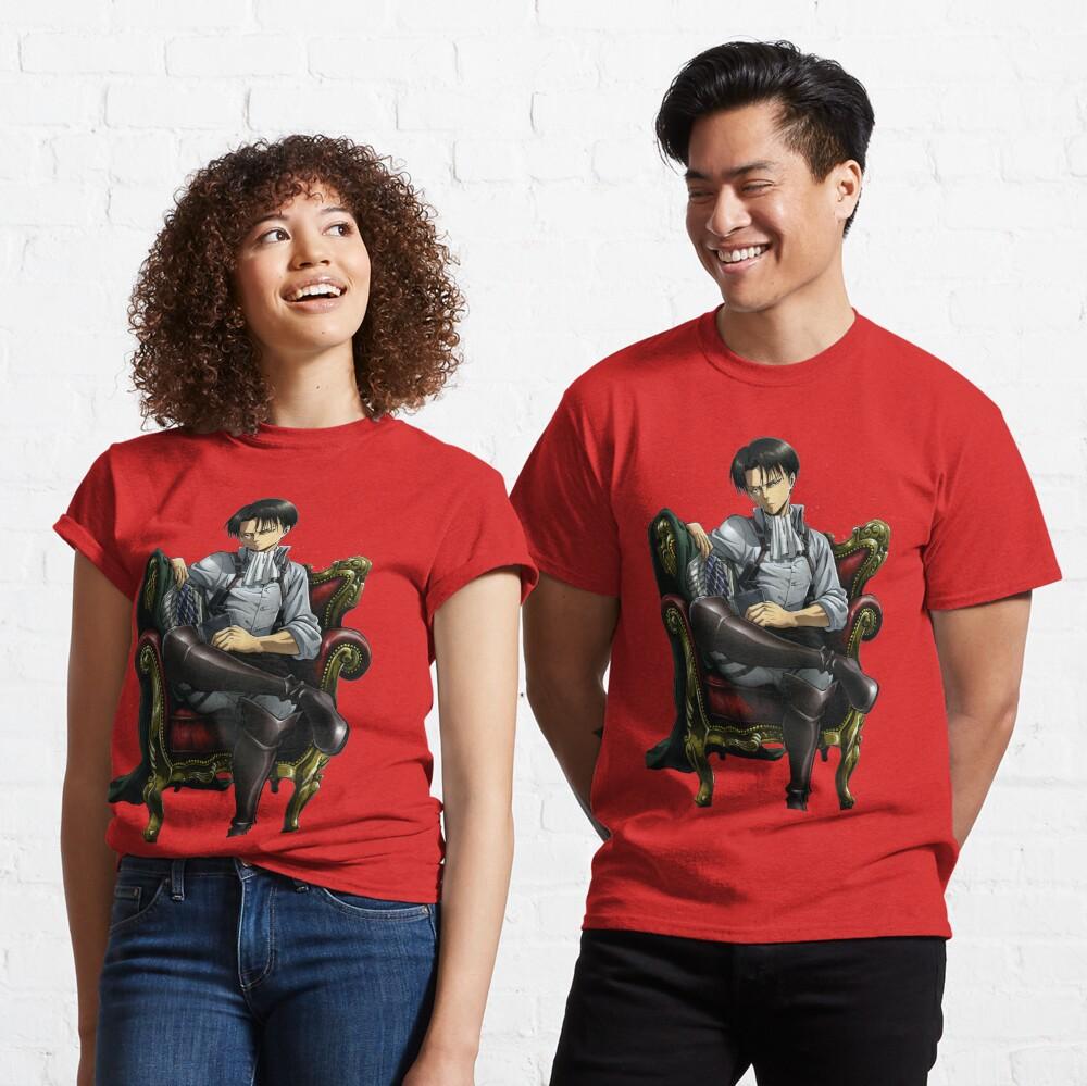 T-shirt classique «Sans titre»