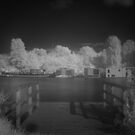 Amstel River in Infrared #4 by ColourBlind