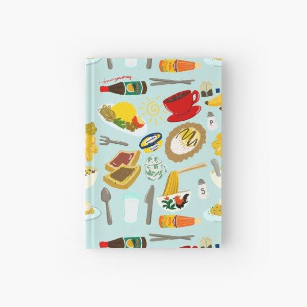 Indonesian Breakfast Hardcover Journal