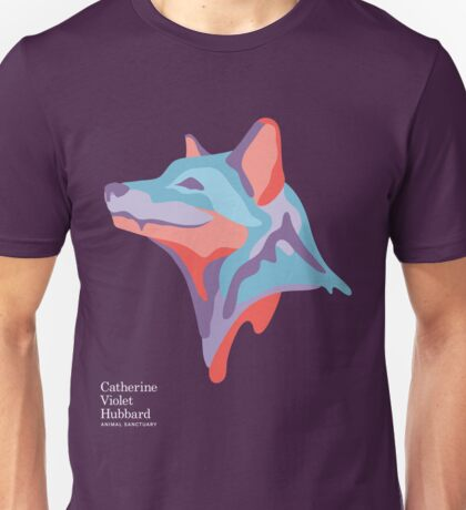 Catherine's Fox - Dark Shirts Unisex T-Shirt