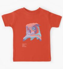 Catherine's Owl - Dark Shirts Kids Clothes