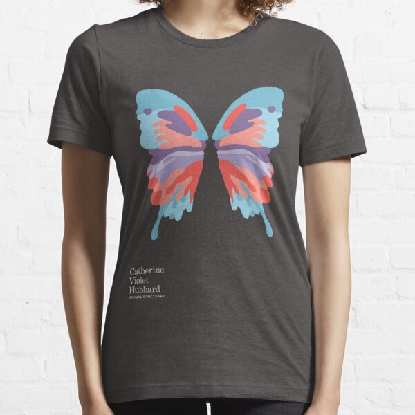 Catherine's Butterfly - Dark Shirts Essential T-Shirt