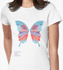 Catherine's Butterfly - Light Shirts Women's Fitted T-Shirt