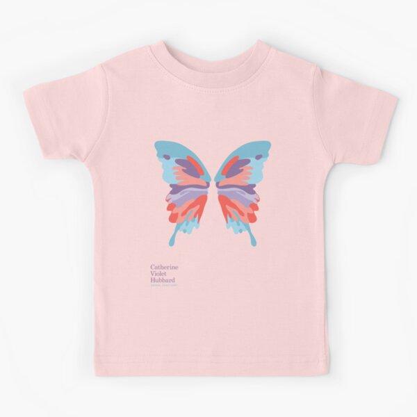 Catherine's Butterfly - Light Shirts Kids T-Shirt