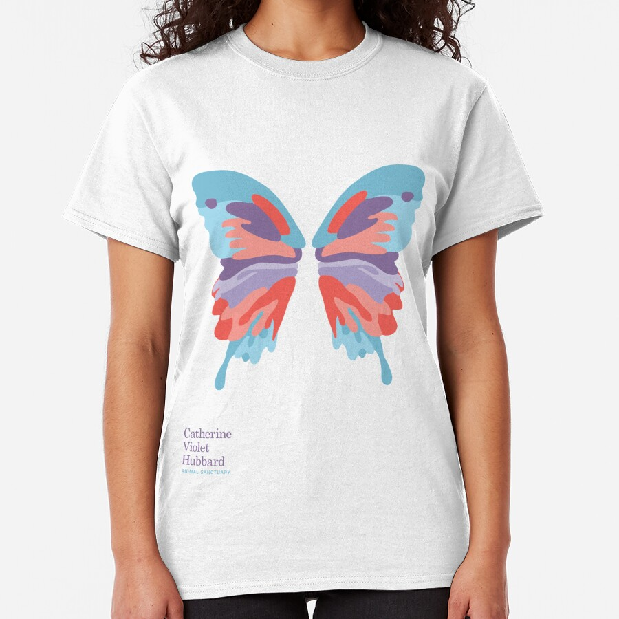Catherine's Butterfly - Light Shirts Classic T-Shirt