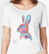 Catherine's Rabbit - Light Shirts Women's Relaxed Fit T-Shirt