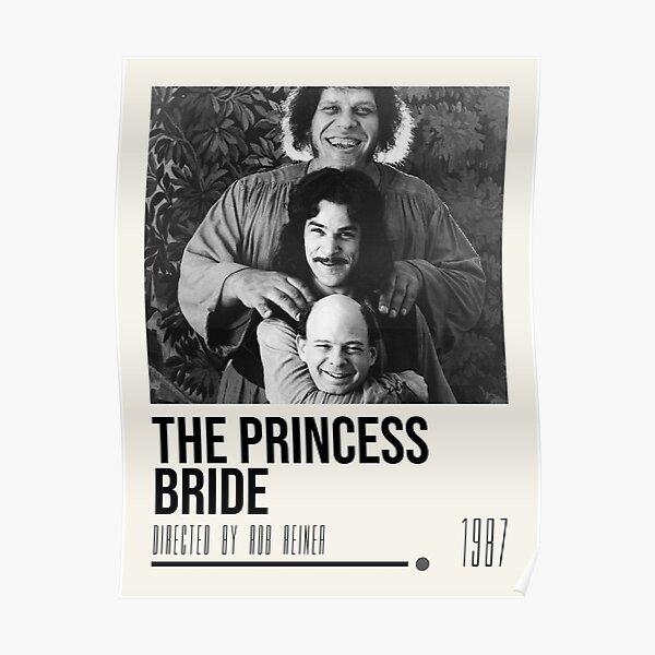 Póster de la película La princesa prometida Póster
