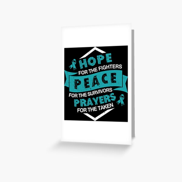 Ovarian Cancer Card Funny Cancer Gift For Her Care Package For Cancer Ovarian Cancer Support Card For Mom Cancer Humor Empathy Card Chemo
